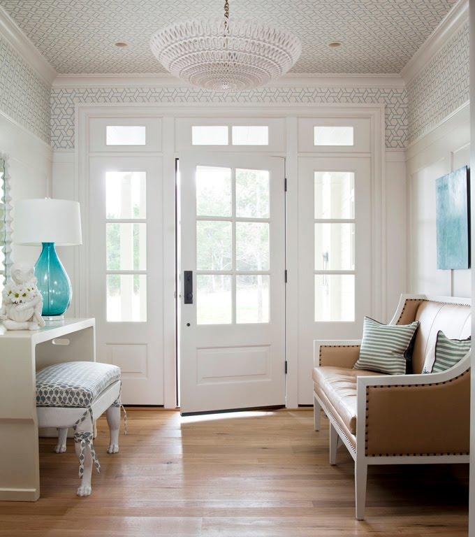 Entryway Lighting Ideas | Home Interior Design