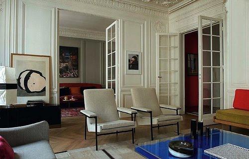 Cococozy guest post interior designer alison blumenfeld for Interni case francesi