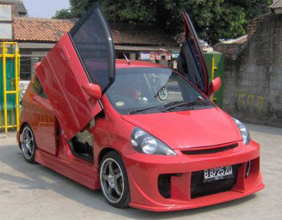 Best Honda Jazz Modification