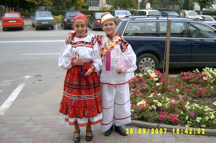 Alexandra si Ionut