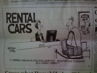 Car Rental Pe