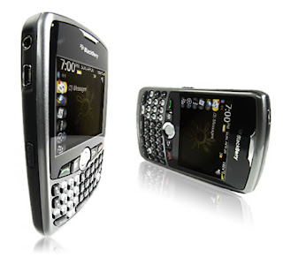 Celular Blackberry Curve 8330 Analisis Video