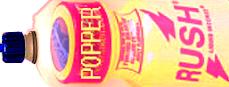 Efectos del popper / Poética gay