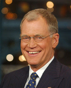 LIST OF LETTERMAN GUESTS