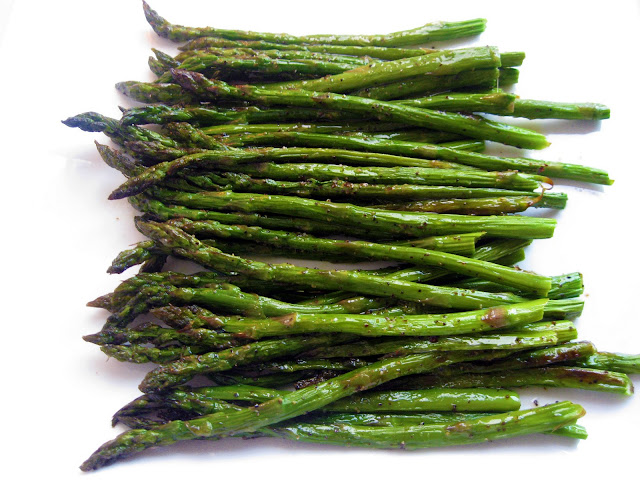 How to Cook Roasted Asparagus