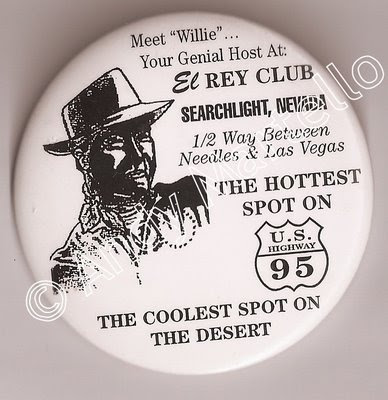 El Rey Club Button