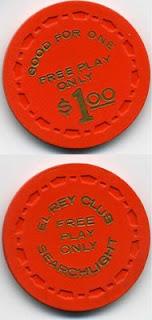 El Rey Free Play Chip