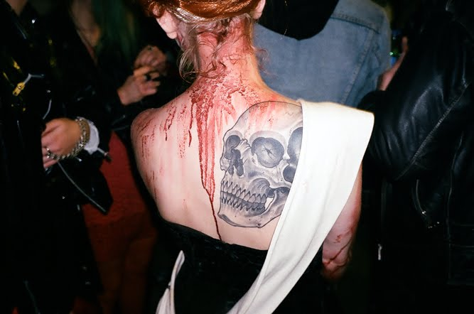 Lee Goldup Photography: Sexbeat Misfits Halloween Party