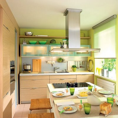 H de casa como instalar a coifa for Redecorating kitchen ideas