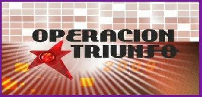 OPERACION TRIUNFO 2009, 24 PARTICIPANTES para conformar el reality