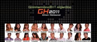 GRAN HERMANO 2011 - GH2011 gran hermano 6 reality show