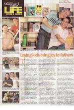 MRx team in Manila Standard