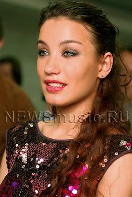Певица Виктория Дайнеко из Фабрики Звезд