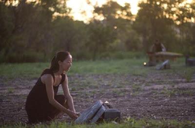 Australian Cemetery ritual memorial performance