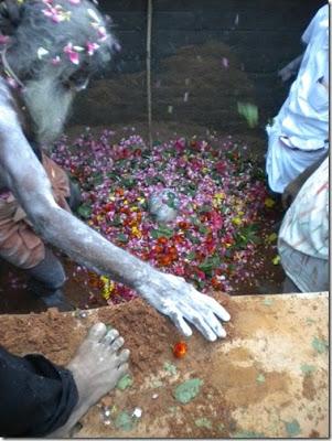 hindu ceremony repast