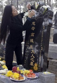 chinese ceremony memorial art