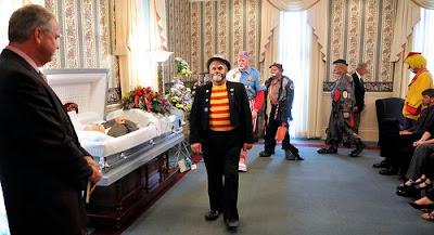 death ritual memorial