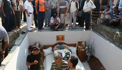 memorial death ritual