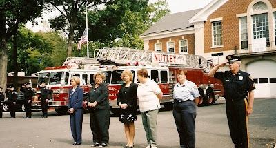 fireman funeral death ritual