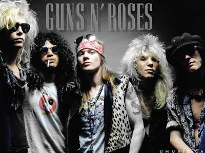 Guns & Roses en Lima
