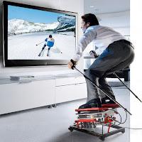 jogos, download, online, free, games, on line, ski, agilidade, flash, web, Ski Sim