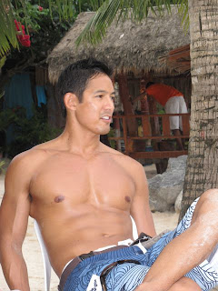 Hunk Host And Amazing Race Asia Alumni Marc Nelson