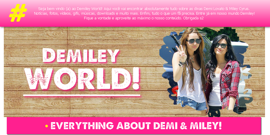 Demiley World!