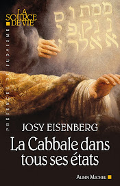 """LA CABBALE DANS TOUS SES ETATS"" Josy Eisenberg"