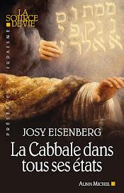 """""""LA CABBALE DANS TOUS SES ETATS"""" Josy Eisenberg"""