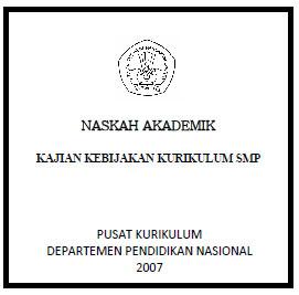 Pemberlakuan UU Republik Indonesia No. 20 Tahun 2003 tentang Sistem