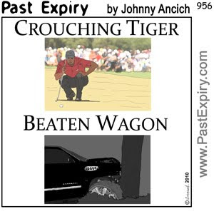 [CARTOON] Crouching Tiger Hidden Dragon.  images, pictures, animals, cartoon, golf, movie, millionaire, men, Playboy, relationships, rich, spoof, sports, TigerWoods, women,