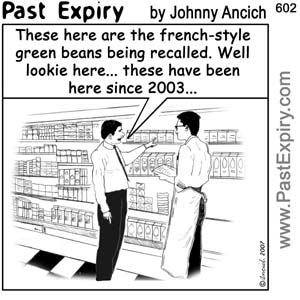 Past Expiry Date Dog Ear Drops