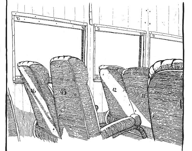 Ilustração para livro de poesia