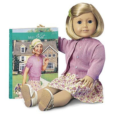 Kit american girl dolls