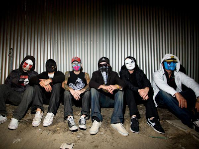 hollywood undead wallpapers. Hollywood Undead Photos