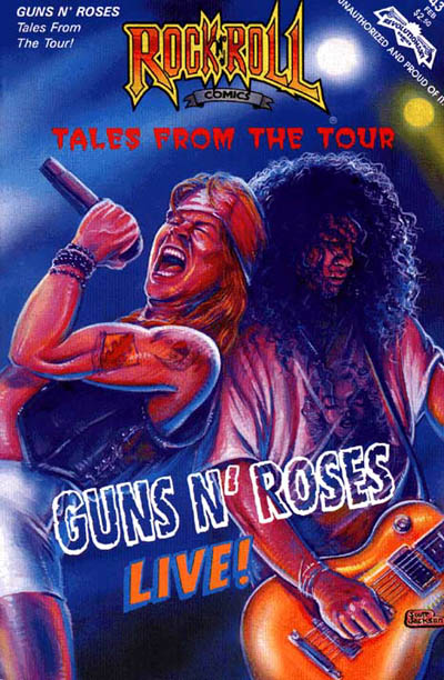 online book about guns and roses
