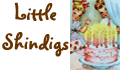 Little Shindigs Website