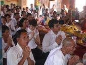 Wat Kraya Buddhists