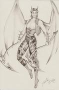 Otros dibujos a lápiz: Bocetos a lápiz 01 · Bocetos a lápiz 02 sentado