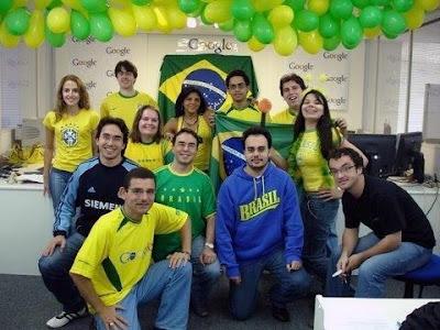 Equipe do Google