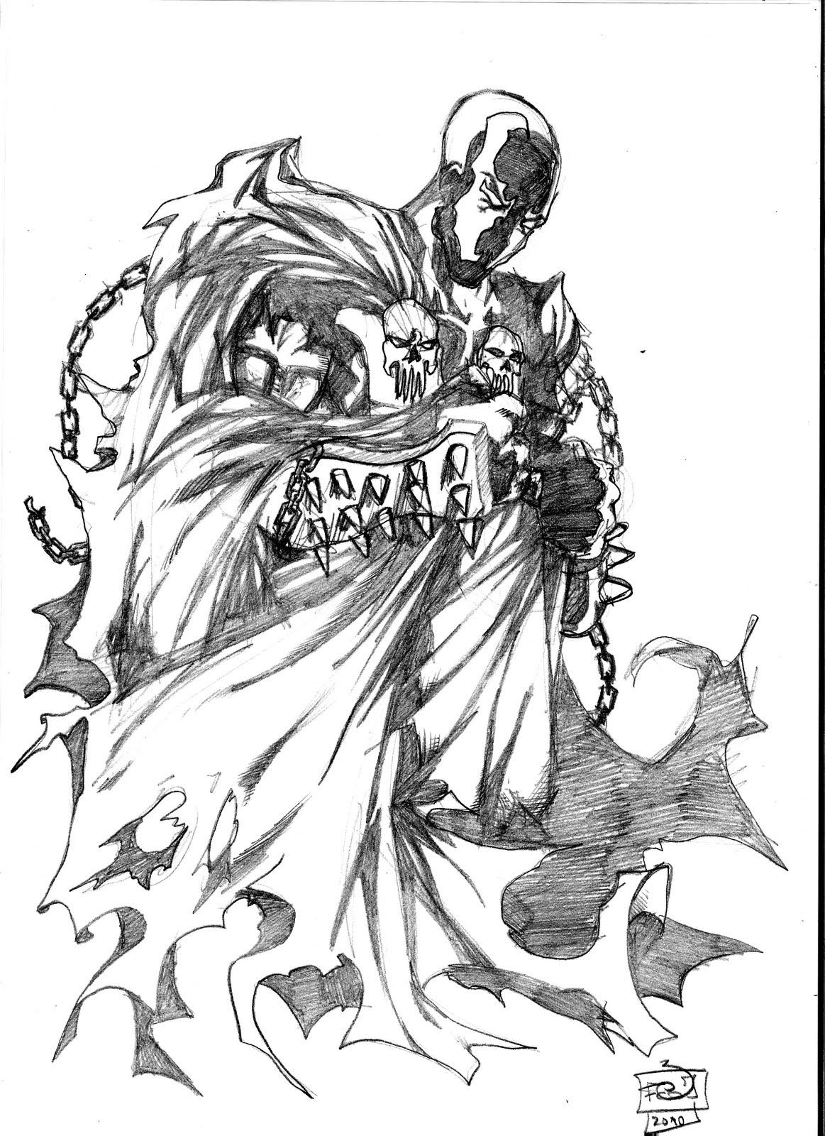 Fran Mariscal Comics