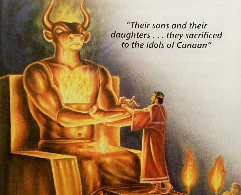 *Shine*: Calf and Idol Worship in Israel Baal Canaanite God