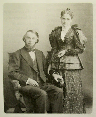Image result for charles taze russell és maria