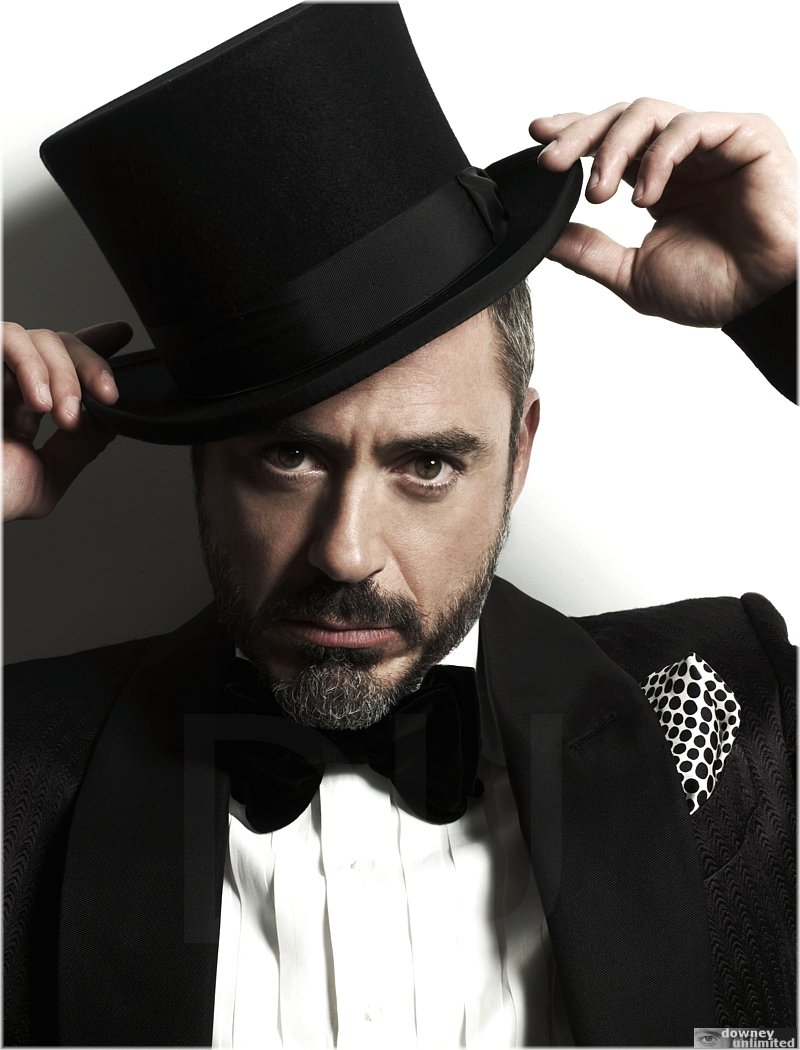 top hat robert downey jr ... take a human sexuality course, I REALLY wish we could have sex I and ...