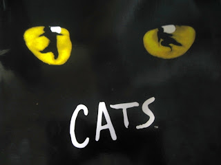 cats musical logo