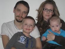 Kärlek är att ha en familj som älskar en..