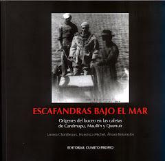 Escafandras Bajo el mar: Editorial Cuarto Propio; 2009: 144pps.