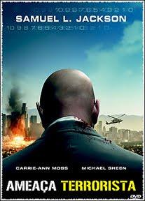 Filme Poster Ameaça Terrorista DVDRip XviD Dual Audio