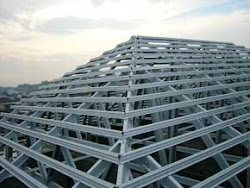 Rangka atap baja ringan surabaya