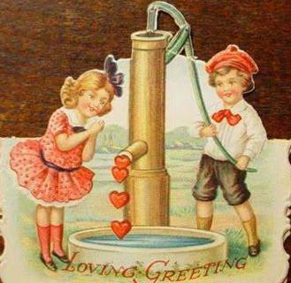 Dar amor, para receber amor!!!